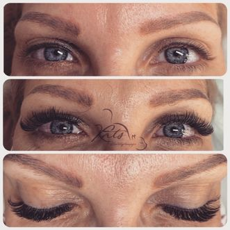Kats Beautylounge in Karlsruhe, Lashes & Brows